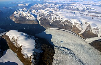 Greenland ice sheet melts faster than earlier predicted