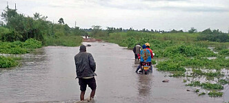 Coping with challenges in a Kenyan biofuel project: First flooding, then COVID-19