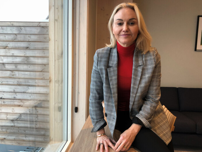 Marianne Riddervold, professor ved Høgskolen i Innlandet, er aktuell med ny bok om krisene i EU.