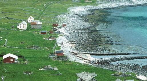 Nye kart over norsk landskap i stadig raskere endring