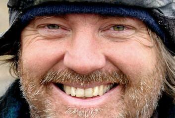 Paleontolog Jørn Hurum. (Foto: Bjørnar Kjensli)