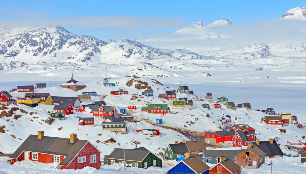 Enorme avstander til naboland er en av grunnene til at grønlandsk skiller seg ganske kraftig fra andre språk.