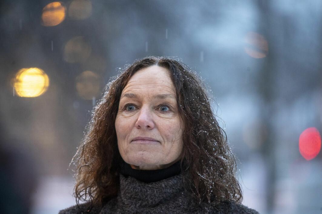 Folkehelseinstituttets direktør Camilla Stoltenberg frykter at smitten i januar kan øke til høyere nivåer enn høstens bølge i Norge.