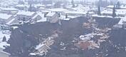 NORSAR: Leirskred på Gjerdrum ikke utløst av jordskjelv