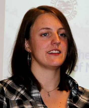 Monica Hongrø Solbakken. (Foto: Rama Bangera, Nofima AS)