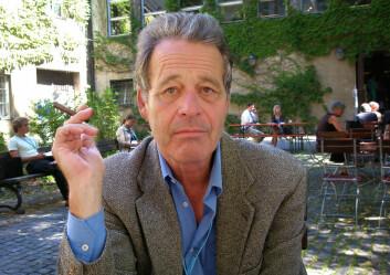 """""""Harald Flohr, hjerneforsker. Foto: Didrik Søderlind."""""""
