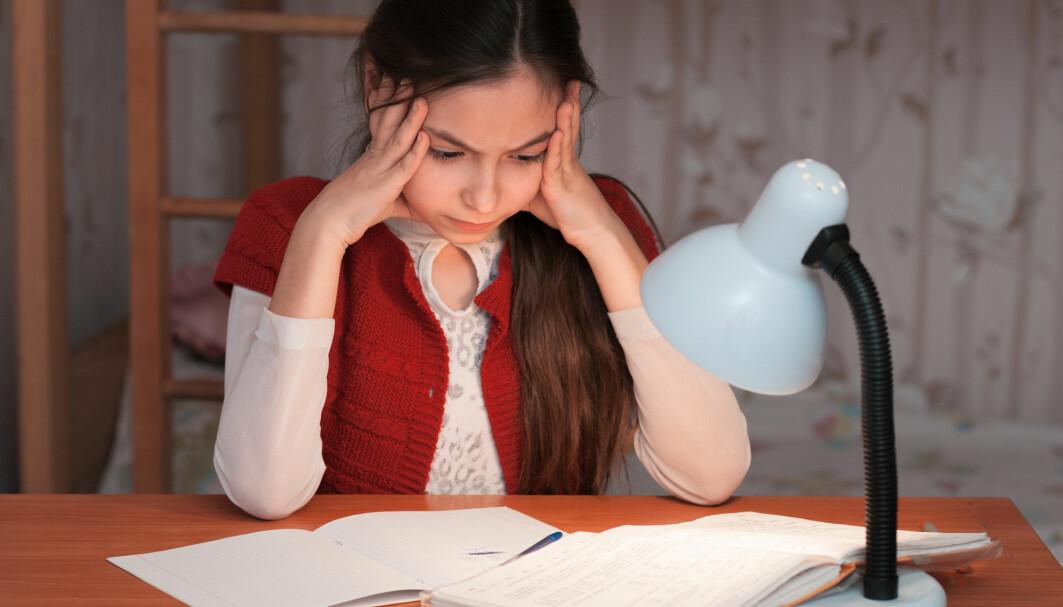 Problemer med matte kan være medfødt, og like vanlig som dysleksi.