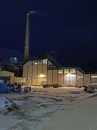 Energiverket i Longyearbyen har tatt i bruk et nytt filtersystem for å rense utslippene.