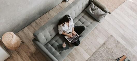 Vanskeligere å skape nye relasjoner med hjemmekontor