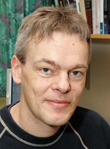 Edvard Moser leder Kavli Institute of Systems Neuroscience ved NTNU. (Foto: NTNU)