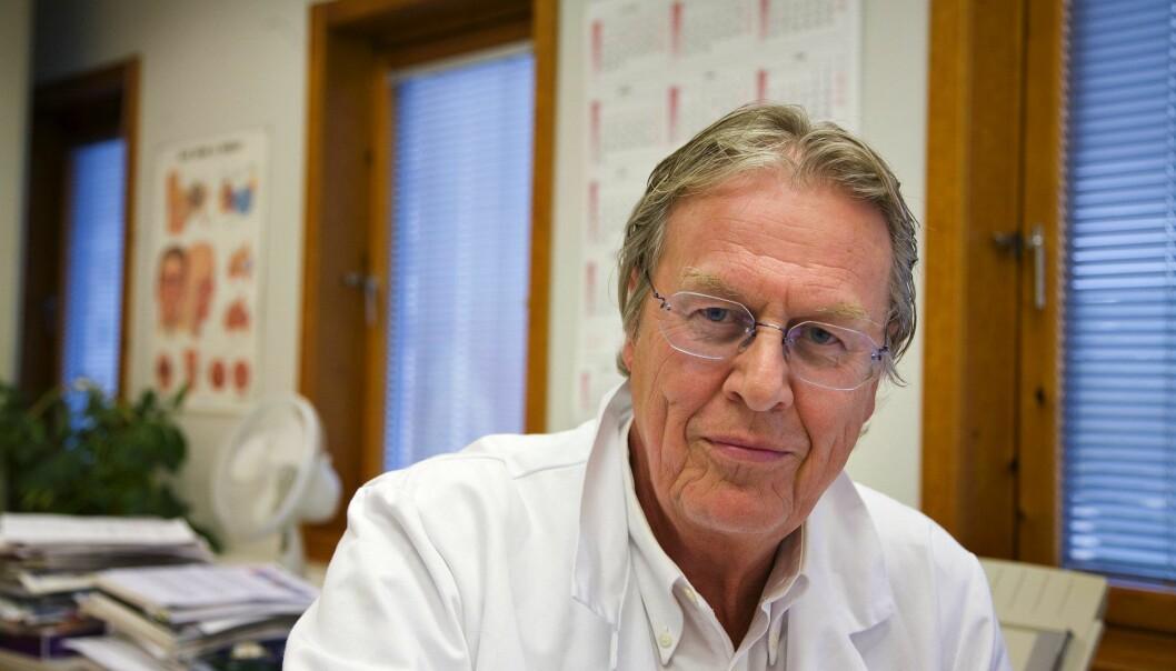 Barns rolle i koronapandemien er undervurdert, mener professor og lege Steinar Westin ved Institutt for samfunnsmedisin på NTNU.