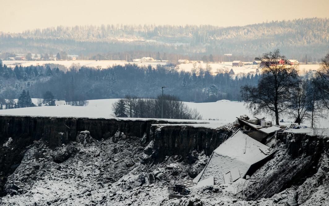 Raset i boligområdet i Gjerdrum har til nå kostet minst syv mennesker livet.