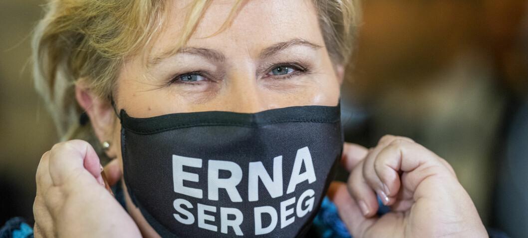 Dør færre av koronaviruset om statsministeren er en kvinne?