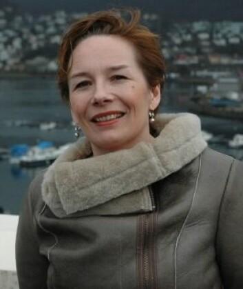 Sonja Mellingen. (Foto: Marianne Mathiesen)
