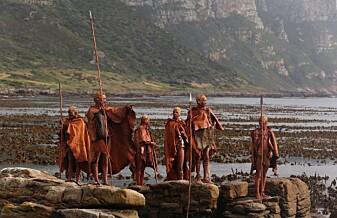 Bitte små sandkorn avslører hvordan våre eldste forfedre levde