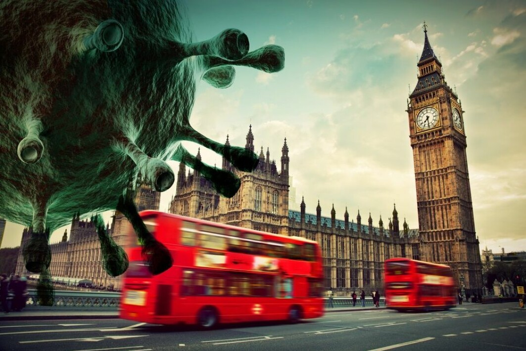 Storbritannia er rammet av en ny, mer smittsom koronavariant. Mandag kveld meddelte den britiske statsministeren, Boris Johnson, at situasjonen nå er så alvorlig at det innføres ny lockdown.