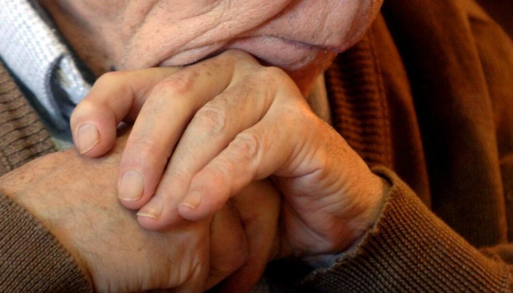 Eldre deprimerte forsvinner i systemet