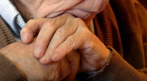 Eldre med kronisk sykdom har fortsatt masse livslyst