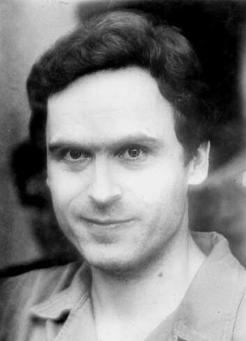 Seriemorderen Ted Bundy var psykopat, men det betyr ikke at alle psykopater er kriminelle. (Foto: Wikimedia Creative Commons)