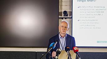 Lav andel nordmenn får vaksine i første kvartal, ifølge FHI