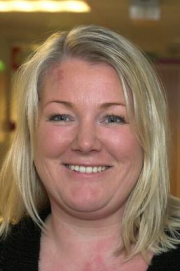 Marita Kristiansen er førsteamanuensis ved Institutt for fagspråk og interkulturell kommunikasjon på NHH. (Foto: NHH)