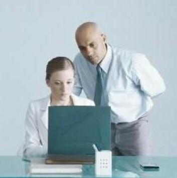 Ledere kan mene hva de vil om sin egen lederstil. Det er medarbeidernes vurdering som teller.(Illustrasjonsfoto: www.colourbox.no)