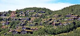 – Norsk hyttebygging bør ikke fortsette som før