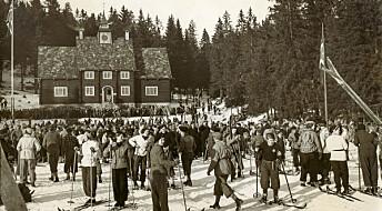 Da folket tok over Oslomarka
