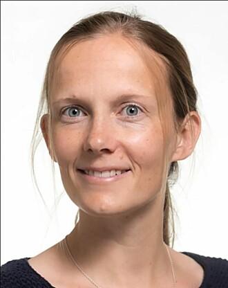 Førsteamanuensis Karin Dyrstad.