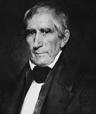 William Henry Harrison var president i så kort tid at han ofte ikke rangeres i det hele tatt.