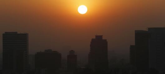 2020 tangerer 2016 som verdens varmeste år
