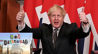 Ny tid for Storbritannia og EU