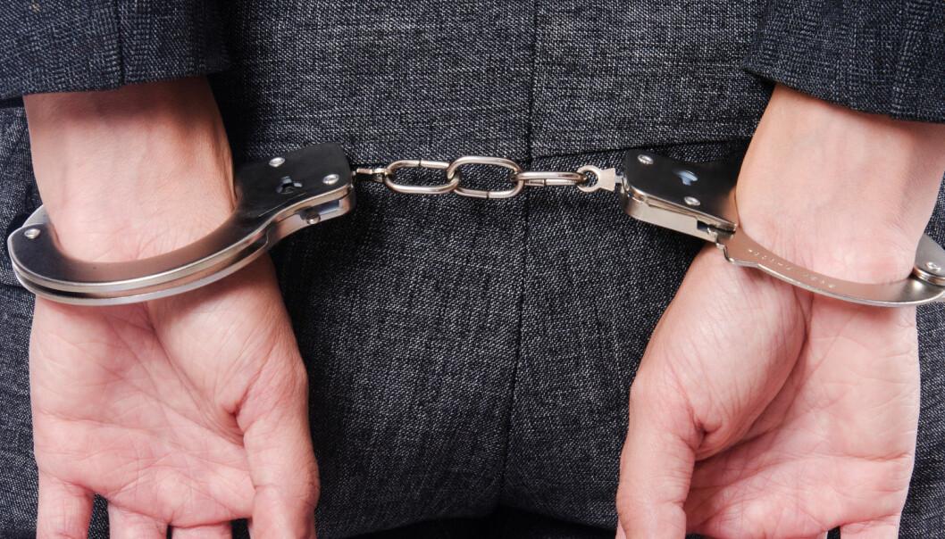 Er kvinner mindre kriminelle enn menn?