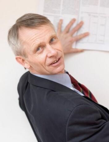 BI-professor Rune Sørensen.