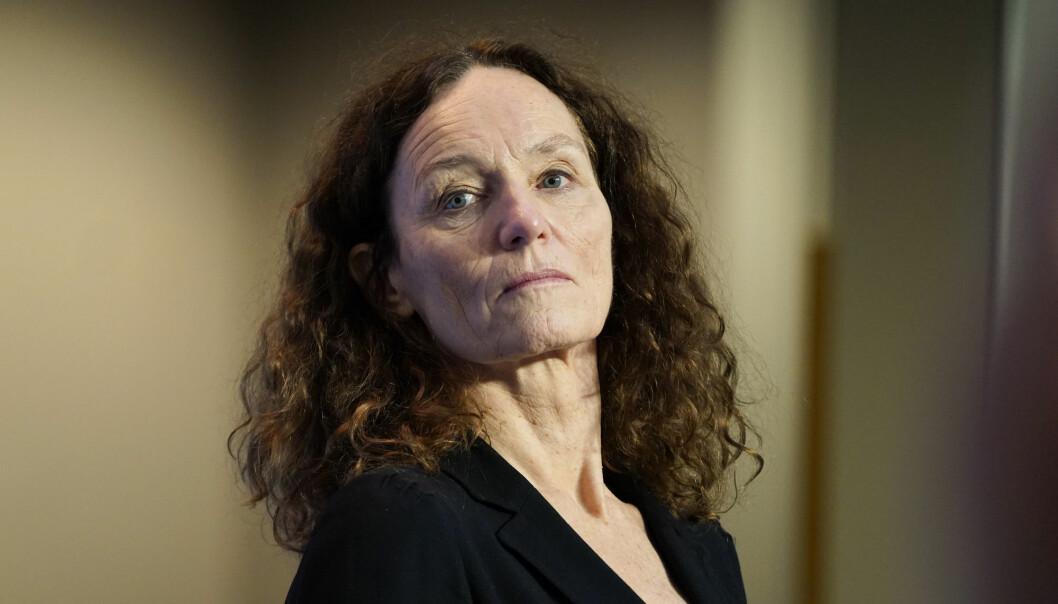 Direktør i Folkehelseinstituttet, Camilla Stoltenberg, sier at de allerede har skalert opp antallet prøver som blir undersøkt for mutasjoner, og vi vil skalere dette opp ytterligere.