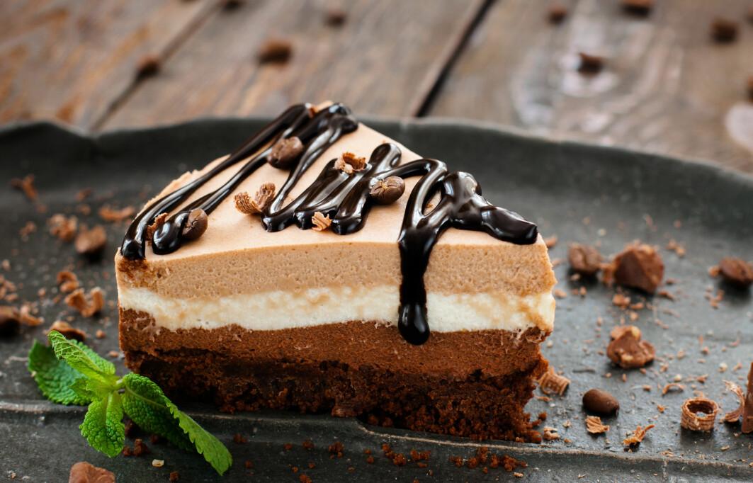 Nesten uansett hvor mett du er etter hovedretten – det er alltid plass til litt dessert.