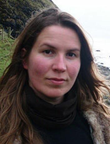 Synnøve Ugelvik ved Institutt for Offentlig rett, UiO. (Foto: UiO)