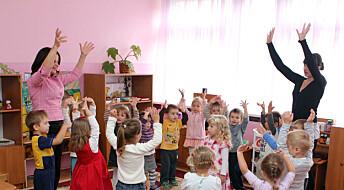 Hvordan vet du om barnet ditt går i en god barnehage?
