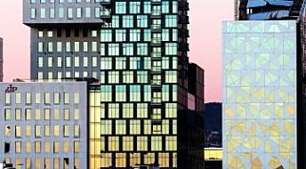 Oslo i verdensklasse på finans
