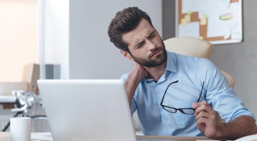 Smerter etter nerveskader kan gi alvorlig svekket hukommelse