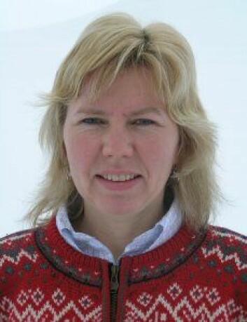 Hilde Moseby Berge (Foto: Senter for idrettsskadeforskning)