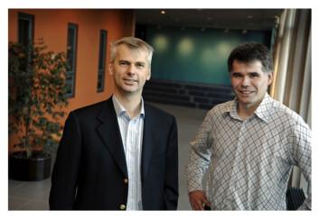 """""""Øystein Thøgersen (t.v.) og Karl Aarbu."""""""