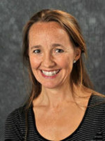 Tanja Winther ved Senter for utvikling og miljø ved UiO. (Foto: UiO)