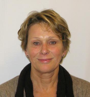Kristin Thuve Dahm. (Foto: Kunnskapssenteret)
