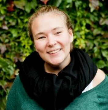 Siri Bellika har intervjuet urbane og matinteresserte mennesker i sin mastergradsoppgave. (Foto: Julie Lunde Lillesæter)