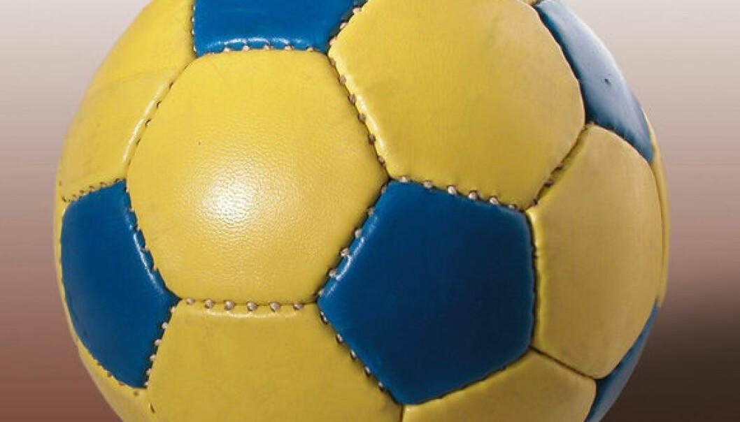 Fotball med spenst og styrke