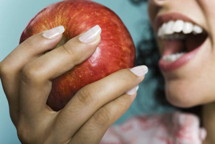 Norske helseråd tar utgangspunkt i at frukt og grønnsaker beskytter mot kreft. (Foto: Colourbox.no)