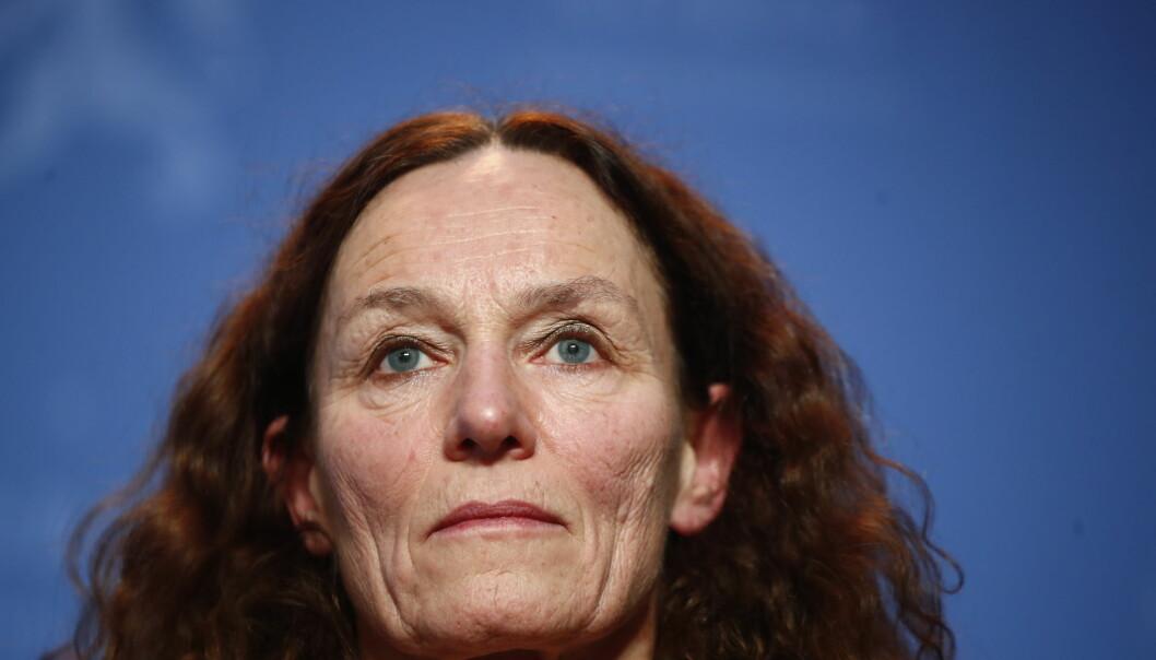 Trass i nasjonale tiltak og sosial nedstenging frykter direktør Camilla Stoltenberg i Folkehelseinstituttet (FHI) at smittesituasjonen vil forverre seg framover.