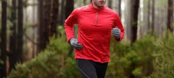 Er et forstørret treningshjerte et sykt hjerte?