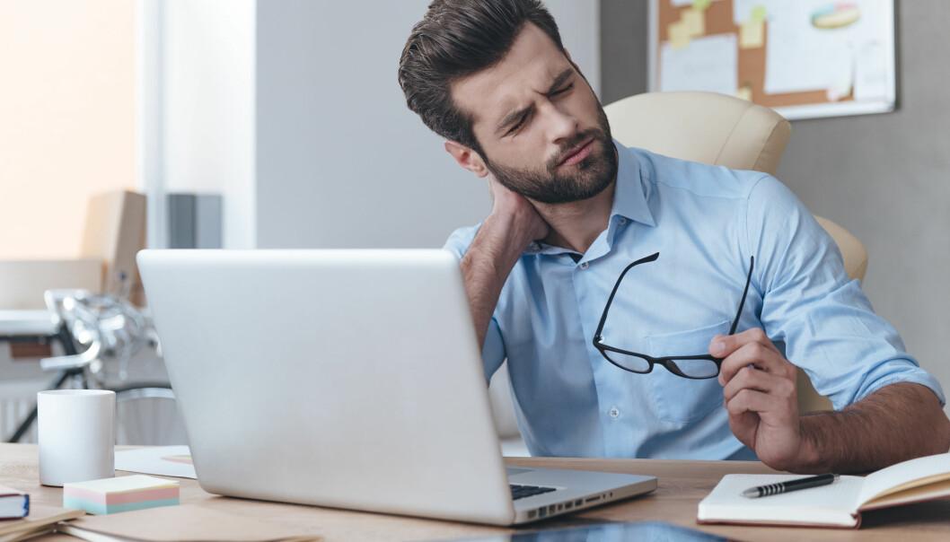 Nå slår en norsk studie fast at mange personer med smerter etter skader, har alvorlig sviktende hukommelse og konsentrasjon.